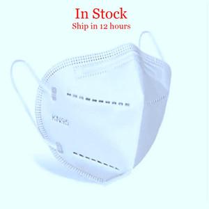 Stok 5 Kat Face Çoklu Sıcak Satış PM2.5 Haze Koruyucu Anti Toz Koruyucu toz geçirmez PM2.5 Maske