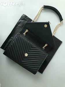 En kaliteli tasarımcı çanta omuz çantaları moda klasik bayanlar lüks çanta en donanım Akşam Çanta Çapraz Vücut çanta ücretsiz kargo