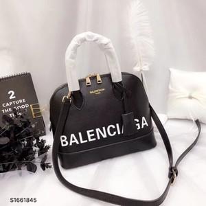 Bag Moda feminina PU All-Combinados Big Hand Bags Casual Tote Bolsa elegante das senhoras simples saco Bolsas New Cosmetic