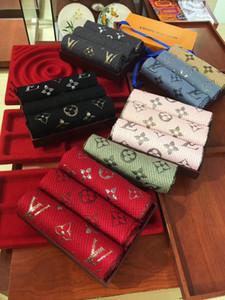 2019 hiver luxe foulards en cachemire marque haut de gamme classique hommes à la mode et de grandes femmes châles 180 * 32