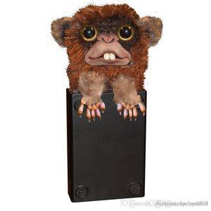 Lucky Mercado Sneekums-Jitters juguetes para mascotas bromistas, Dedo estar listo, Sorpresa Ocultar