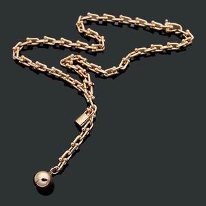 colliers déclaration de mode de bijoux en acier inoxydable verrouillent hip hop collier chaînes bling bijoux hommes femmes collier design collier GLACÉ