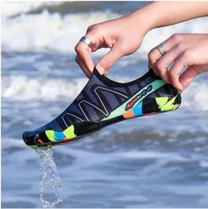 Unissex Desportos Aquáticos Shoes Luz Mar Praia Athletic sapatos de secagem rápida Chinelos de surf Upstream calçados para homens Mulheres