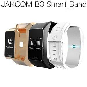 JAKCOM B3 relógio inteligente Hot Venda em Inteligentes Pulseiras como china 2x filmes china vídeo bf umidigi uwatch gt