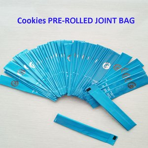 Galletas Ole a prueba de mylar Bolsa California SF Bolsas de juntas pre-rodadas Embalaje para 0.58g 0.02oz Insano Bolsas Pre-Roll Bags Secar Hierba Flor