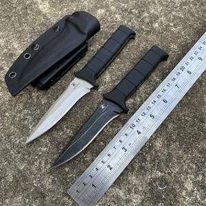 D2 navajas de caza cuchillo doblez mariposa cuchillo táctico estilete utilidad militar acampar cuchillo de supervivencia al aire libre herramienta de hoja fija