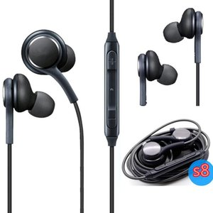 In-Ear Wired Earphones earphone For S8 S8 plus Earbuds Headset With Mic & Remote Volume Control Headphones for samsung s6 s7 s8 plus