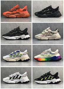 2020 Sıcak satış 3M Yansıtıcı Xeno Ozweego İçin Erkekler Kadınlar Hız Calabasas Günlük Ayakkabılar Trainer Spor Spor ayakkabılar Chaussures 36-45