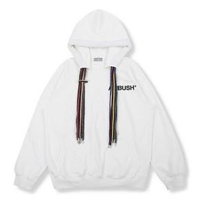 Imprimé de haute qualité Glands Femmes Hommes Sweat-shirts Hiphop Streetwear Homme Pull à capuche