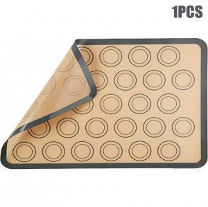 Großhandel Silikon Backmatten Back Liner Beste Silikon Ofenmatte Wärmedämmung Pad Backformen Tischset Backen Gebäck Werkzeuge DBC DH0659