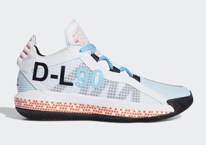 2020 Dame 6 All-Star I Am My Own Fan shoes for sale With Box hot Men Damian Lillard 6 Basketball shoe US7-US11.5