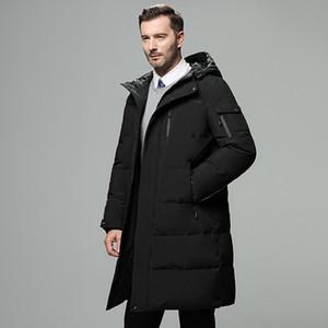 Plus Size 5XL Hooded Collar Winter Parkas Men Clothes 150