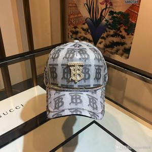 Iduzi New Ball Chapeaux Casquette Unisexe Quatre Saisons Snapback Marque Casquette De Baseball Pour Hommes Et Femmes Mode Sport Football Designer Chapeau