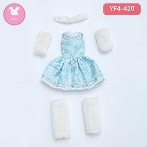 BJD Doll Teenie gem Dain Rang Vêtements 1/4 Beaux Vêtements Pour fille Body Doll accessoires