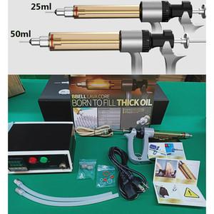 원래 BBELL LAVA 코어 카트 필러를 들어 Vape 카트리지 석유 총 내부 난방 25ml 제고 50ML를 작성 기계 자동 분사를 작성