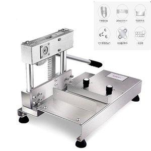 Manual Bone Machine guillotina cortador de la carne especial Comercial en acero inoxidable corte de hueso Bone Saw máquina para la venta