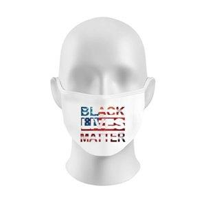 Fashion Cotton Antil 3 Layers Dustproof Designer Letter Face Mask Pm2 5 Filter Children Masks Face Shield Without Valve #862