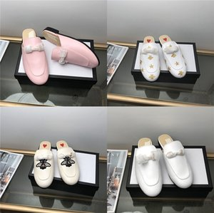 2020 Kid Toddler Baby Girl Sandales Princess Party Sandales d'été Bow Chaussures de plage bébé Chaussures bébé # 107