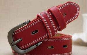 hommes nad ceinture en cuir creux femmes tige femme boucle jean rétro ceinture dames sauvages de mode casual décoratifs avec boîte 028