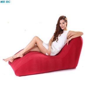S-Shape Sofá inflável Sex Chair Furniture Para Casais Jogos para Adultos Almofada Posição reunindo PVC Sexo amor cadeira Salão