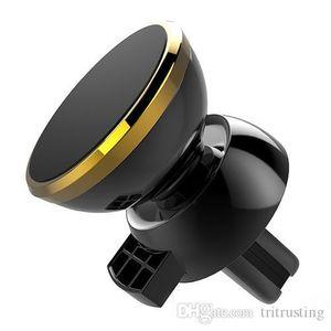 높은 품질 최신 강력한 마그네틱 자동차 공기 통풍 마운트 소매 범용 전화 홀더 크래들 MQ50