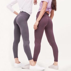 LU Legging femme Pantalons Vêtements de sport Gym Fitness Lady Leggings élastique ensemble complet Collants Workout Yoga LU Taille XS-XL