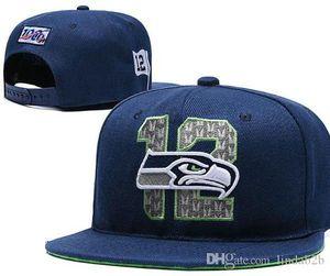 2020 Фан шляпы мужчина snapbacks Женщина Спорт Seattle шлем SEA Регулируемый Проект Cap Hat Все команды On-Stage Snapback Accept падение корабль A13