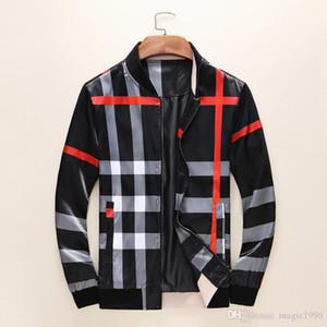 19AW Yeni Erkek Tasarımcı Ceket Uluslararası Orjinal Moda Ceket Yüksek Tanımlı Deluxe Pamuk resmi Casual Giyim J01