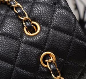 2020 Newset donne della borsa di grande capienza sacchetti di Duffel 46cm ha imbottito la catena della spalla Shopping Tote Bag Purse Aeroporto Fine Settimana Da Borse da viaggio