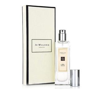 Ciso china marca jo malone fragrâncias de incenso para as mulheres 30 ml alta qualidade perfumes 7 estilo para escolher encantadora fragrâncias maquiagem