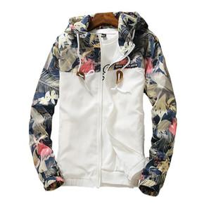 delle donne rivestimenti incappucciati estate causale giacca a vento donne di base Giacche Cappotti Sweater Zipper Giacche Bomber Famale