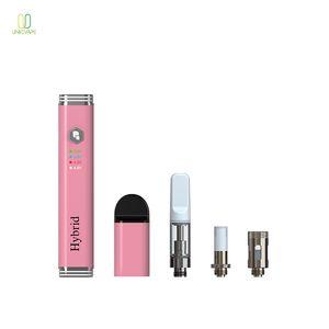 Новейший комплект для ручки Vape 510 батарея три в одном высоком напряжении регулируемый с подарочной упаковкой