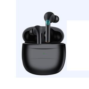 2020 Novo portátil Orelha Etiqueta Bluetooth Earbuds J3 Smart Touch Privado sem fio Fones de ouvido com carregamento caso