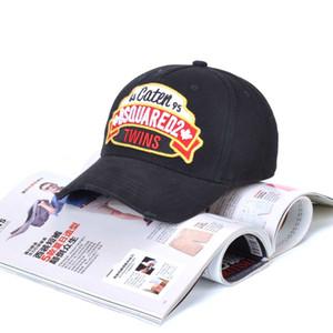 Boné de beisebol dos esportes ao ar livre de ajuste carta bordado chapéu de alta qualidade dos homens e das mulheres headwears cliente design ícone boné língua de pato