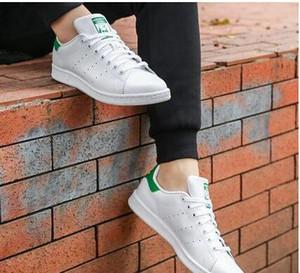 scarpe casual SM15 Hot! donne degli uomini scarpe Stan Smith stile classico di 36-44 Musial Stan Smith skate scarpe bianche 232