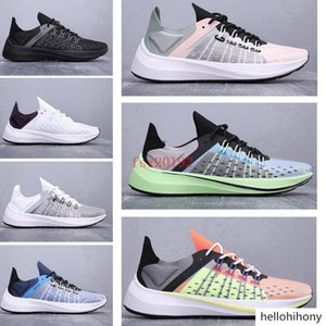 EXP-X14 WMNS Fly SP Zoom Running Mens Women Drive Improvement Tapered Heels Casual Shoes Translucent Upper Sports Sneakers