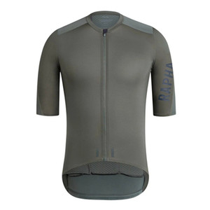 Maglia estiva uomo RAPHA 2019 top Maglia comoda e traspirante a maniche corte in jersey resistente all'usura 60620