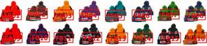 Cappello di lana Trasporto-Minnesota Calcio Berretti Jacksonville inverno libero