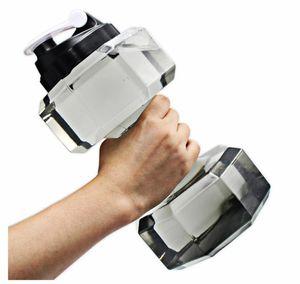 Tragbare Wasser Dumbbells Gewicht Fitness Gym Umfassende Trainingsgeräte Abnehmen Bodybuilding Fitness Zubehör