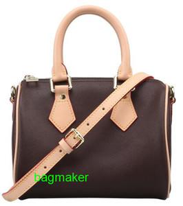 25cm 30 35cm monogrrom demier Sıcak Satış Moda çanta kadın çantası Omuz Lady Totes çanta çanta hızlı tasarımcı hızlı gerçek oksitleyici sığır derisi