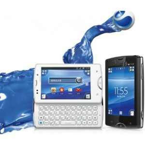 Sony Ericsson Xperia Mini Pro2 SK17i sk17a 3G WIFI Qwerty Keyboard Original Refurbished Slide Phone
