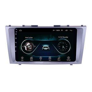 9 pulgadas 1024 * 600 MP4 Reproductor de MP5 Coche Estéreo Radio en Dash Coche Multimedia para 2007-2011 Toyota Camry con WiFi Bluetooth