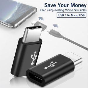 مايكرو USB أنثى إلى نوع C الذكور USB محول البيانات موصل نوع c لمحول مايكرو للحصول على سامسونج اتش تي سي قرص الروبوت الهاتف