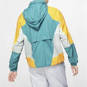 20ss New Mens Designer Sweater Graphic Sweat Shirt Brand Fashion Men's Light Jacket Letter Printing Top Sweat Shirt S-2XL 2 COLORS