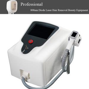 tratamento com laser de diodo para depilação indolor permanente cabelo remoção 808nm diodo Laser Hair Removal Machine
