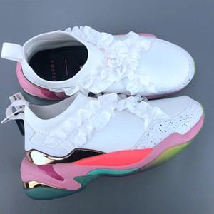 80s Workout Dance Gear 2020 SOPHIA WEBSTER Thunder Trainers пятнистая подошва красочные коренастые вставки носок-как женская дизайнерская Повседневная обувь