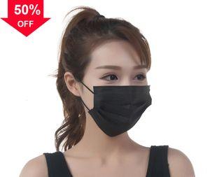 tydzs descartável qualidade certificado Grosso 3d máscara facial Máscaras 3 camadas com Earloops para Salon Home Use saúde Confortável em estoque