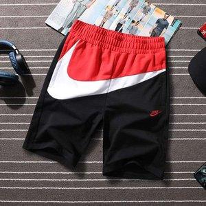 Nuevo Pantalones cortos para hombre Pantalones cortos estilo europeo y americano Pantalones deportivos para hombre Pantalones deportivos 00-1105