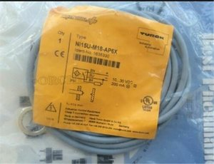 1Pcs Sensor de proximidade Turck NI15U-M18-AP6X NI15UM18AP6X rp