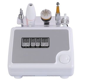 2019 Yeni Geliş !! 3 1 Pro Yüksek Frekans BIO Microcurrent Saç Büyüme Tarak saçlı deri Bakım Tedavisi Püskürtme Makinası
